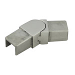 Swivel Joiner for 21x25 Rectangular Mirror Slotted Tube