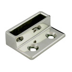 Wall Flange for 10x50 Rectangular Mirror Tube