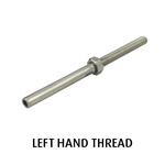 Thread M6 Terminal (Left Hand) - 3.2mm Wire (Hydraulic Swager)