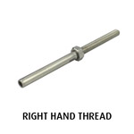 Thread M6 Terminal (Right Hand) - 3.2mm Wire (Hydraulic Swager)