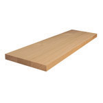 1200x285x33mm Stair Treads (American Oak)
