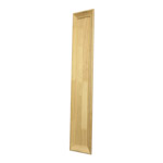 Large Flat Drop-In Panel for 115sq Stair Post
