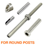 Stainless Wire Balustrading Kit V