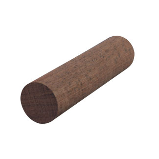 38mm diameter Dowel (Jarrah)