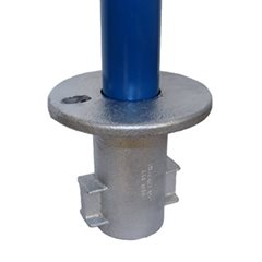 Inground Socket for 42mm Galvanised Pipe