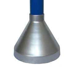 Weather Shield For Floor Flange on 34mm Galvanised Pipe
