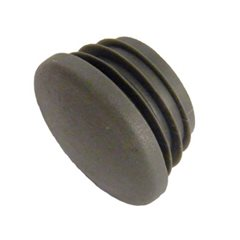 Plastic End Cap for 48mm Galvanised Pipe