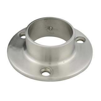 Round Base Plate for 38.1 Round Satin Tube