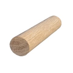 19mm diameter Dowel (American Oak)