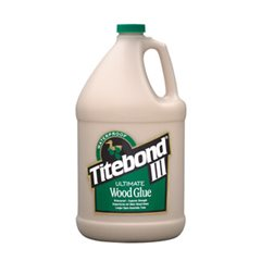 Titebond 3 Wood Glue - 3.78 litre Bottle