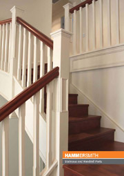 Attractive Staircase And Handrail Parts
