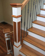 We Have Designed A Range Of Posts And Accessories That Replicates That  Look, And Have Given It The Name, Prestige Stair Posts.
