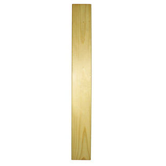 Plain Treated Baluster 930x116x19