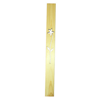 Poinsettia Treated Baluster 930x90x19