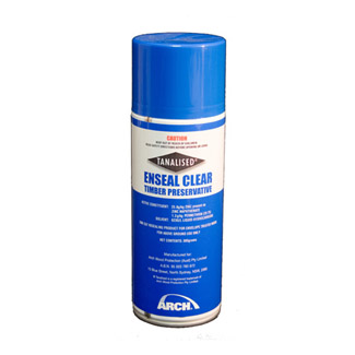Timber Treatment Wood Preservative - 500 ml Aerosol