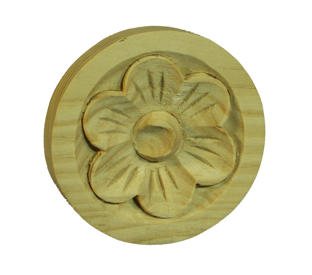 65 diameter x 12 RTR1 Timber Corbels