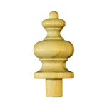 Furniture Finials 40x25 diameter