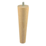 150mm Regular-Line Turned Furniture Legs (Vic Ash)
