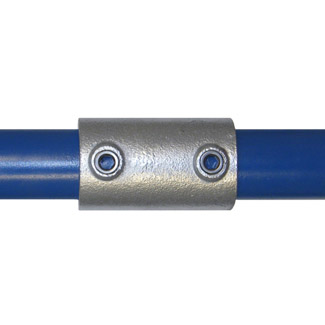External Sleeve Joiner for 60mm Galvanised Pipe