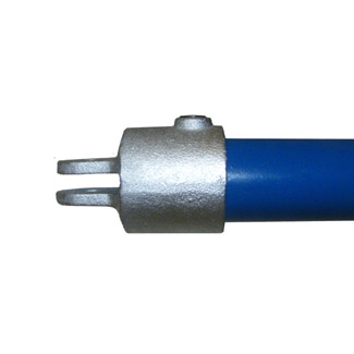 Single Swivel (Female Fitting) for 60mm Galvanised Pipe