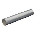 27mm Round Galvanised Pipe - 3 metre Length
