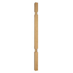 Ring with Flute Timber Balusters 1000x42sq (Vic Ash)