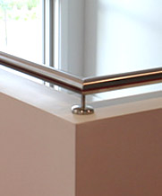 Handrail Brackets - Top Mounted
