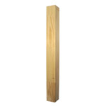Prestige Plain Stair Posts 1500x155sq (Pine)