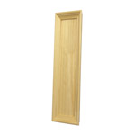 Medium Flat Drop-In Panel for 115sq Stair Post