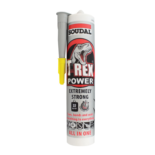 T-Rex Glue For Stainless Steel Fittings