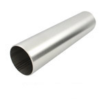 Round Tube 38.1 diameter (316 Satin) - 6 metre Length