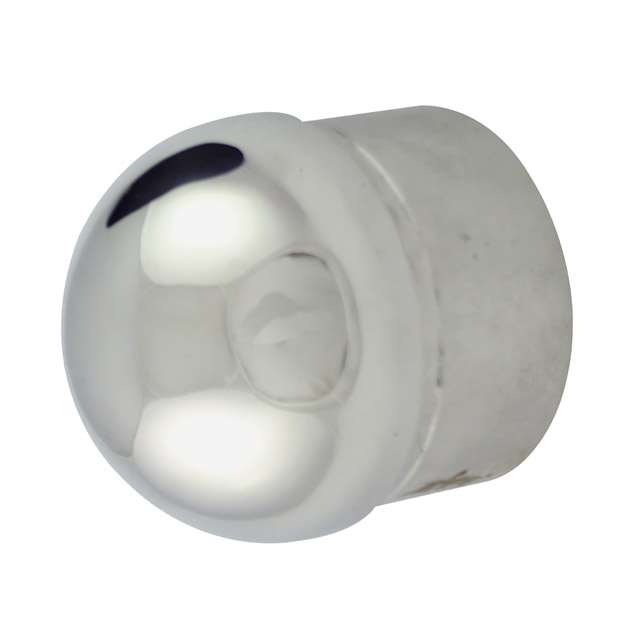 Half Ball End Cap for 50.8 Round Mirror Tube