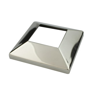 Cover Plate for 50 Square Mirror Tube