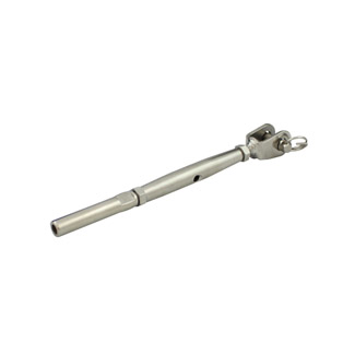 Short Fork Bottle Screw - 3.2mm Wire (Hydraulic Swager)
