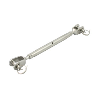 Bottle Screw - Fork Both Ends (Hand Swager)