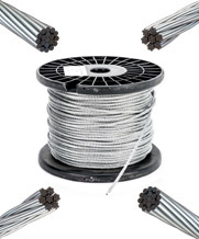 Wire Cable Rope - Full Range