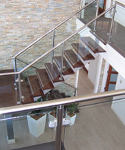 Stainless Steel Handrails And Balustrade Components