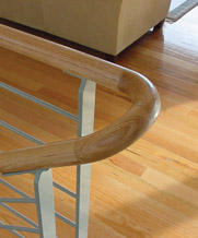 Timber Handrails Wooden Handrail Profiles Stair Hand Rail