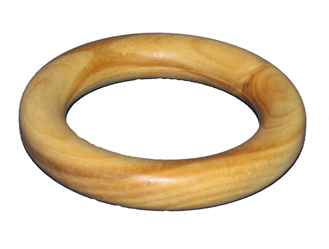 Wooden Curtain Rings 75mm Internal Diameter