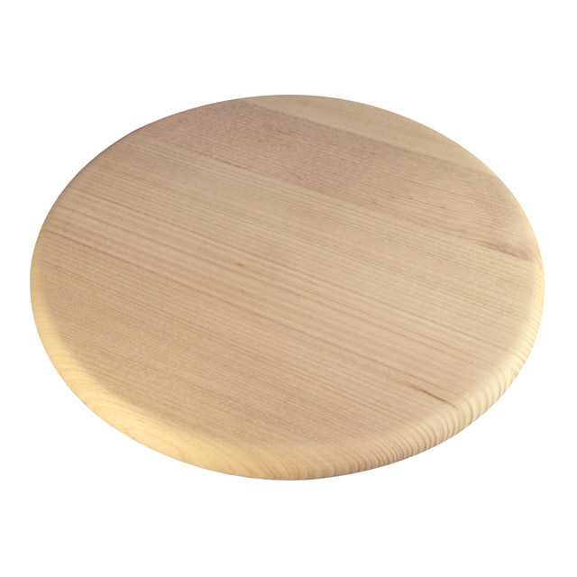 Wooden Stool Seats Round Timber Table Top Fm011t